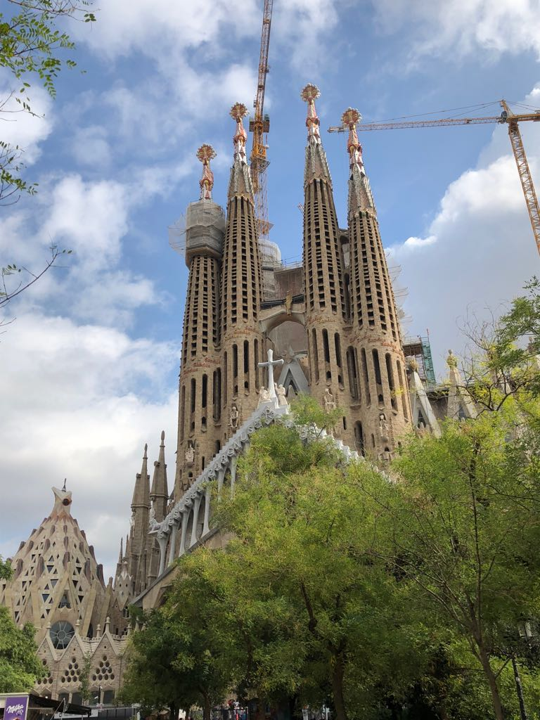 Copy of Sagrada Familia