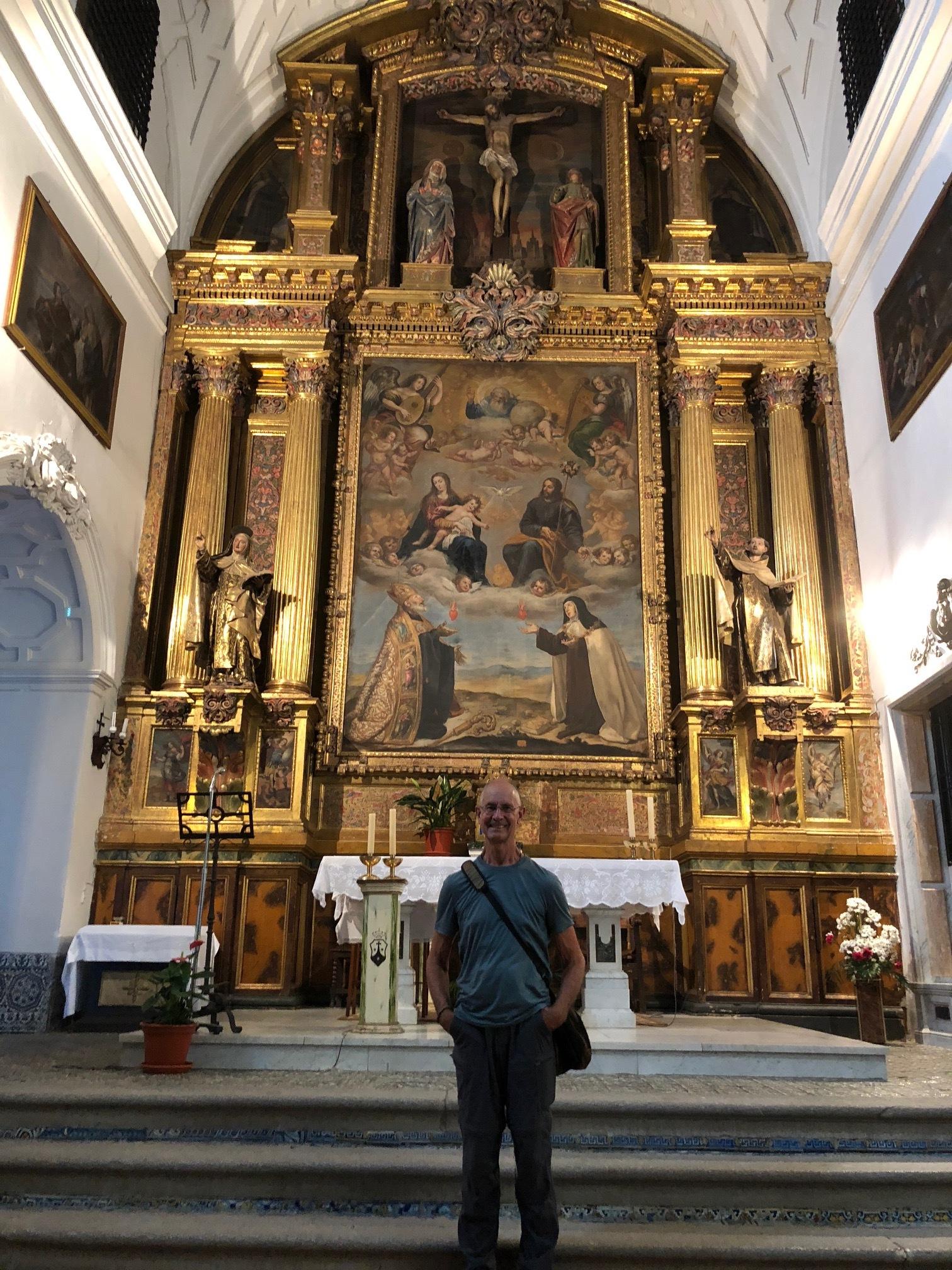 Carmelite Church of S José.