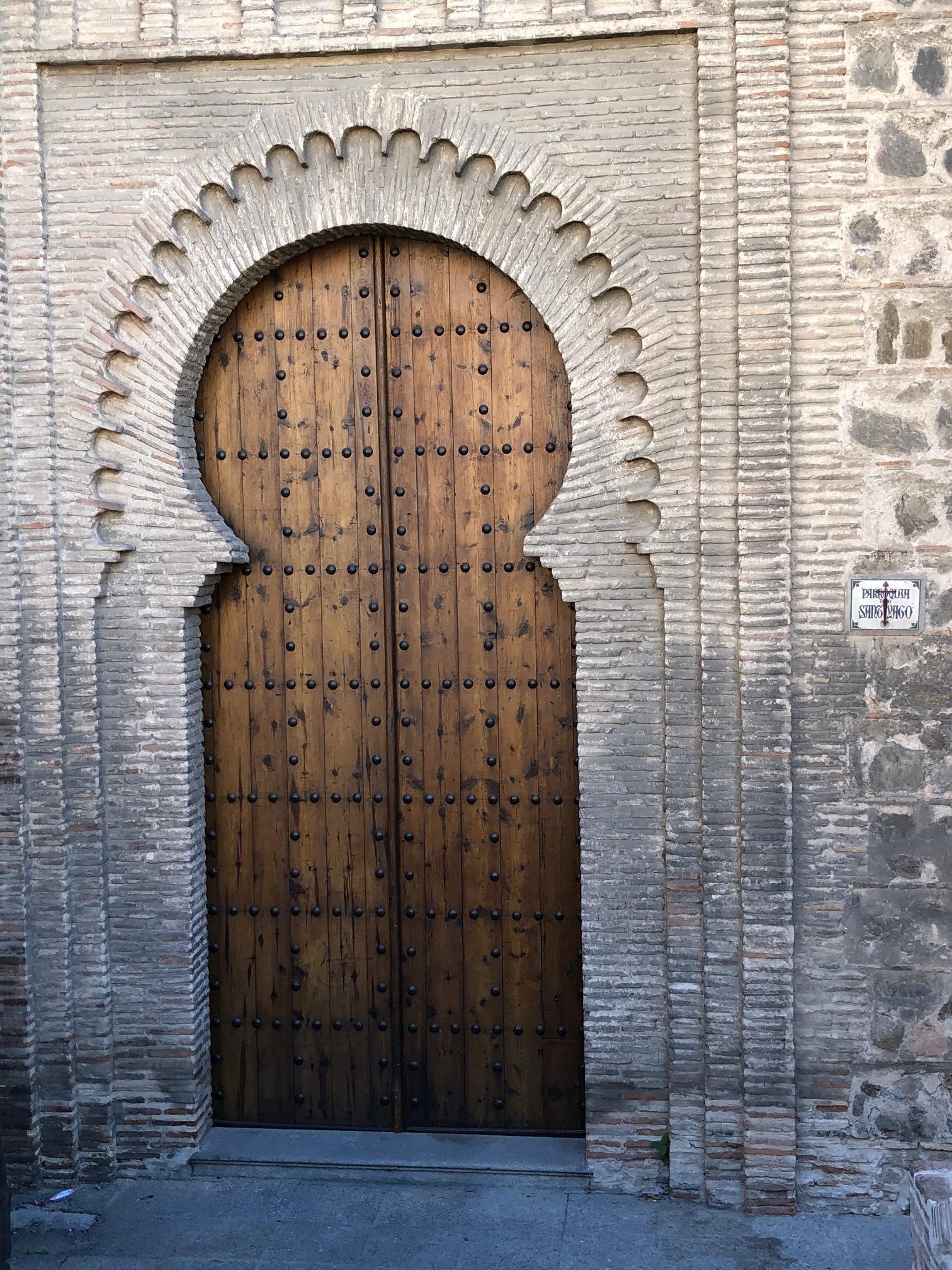 Santiago, unfortunately closed.