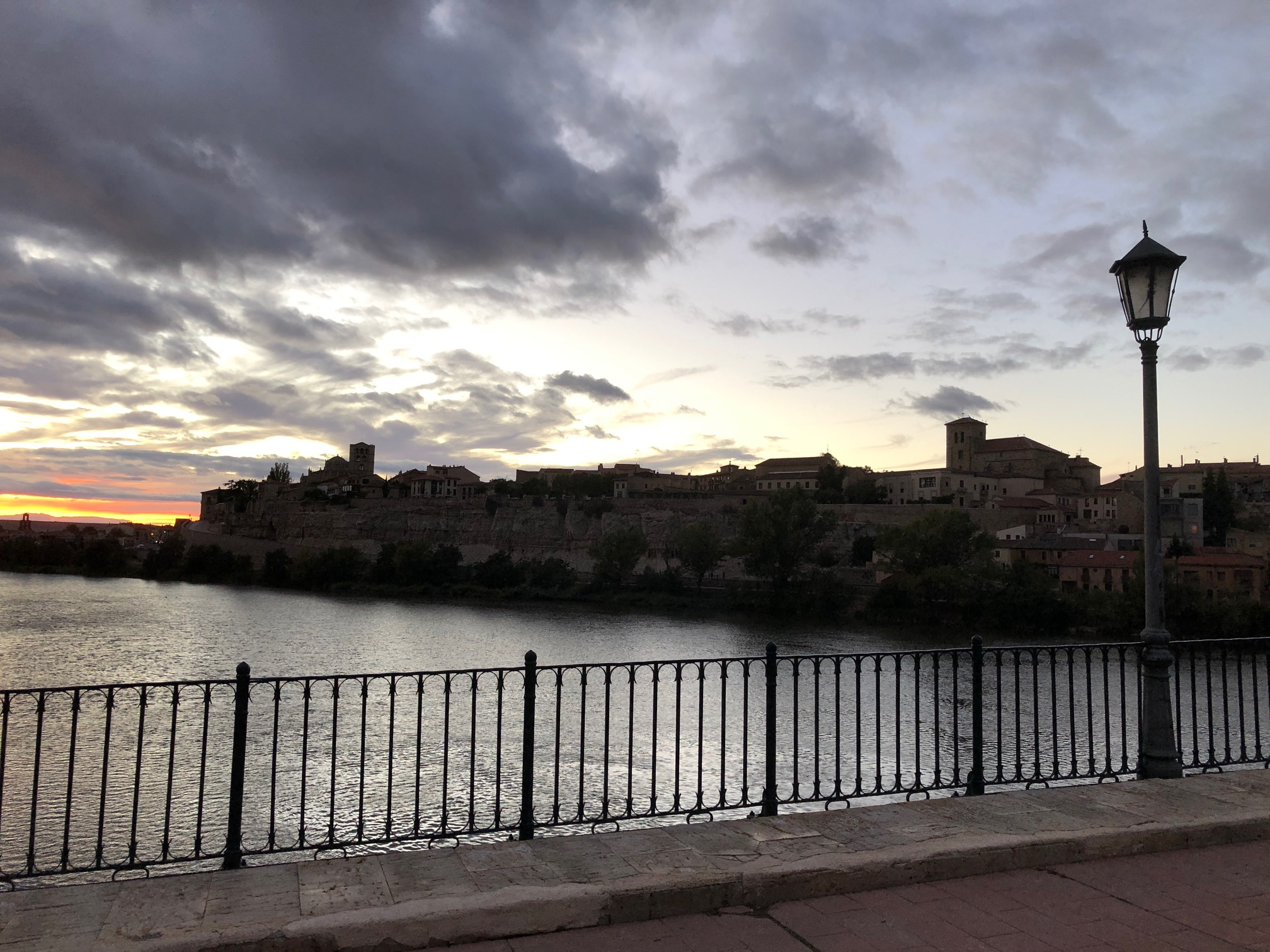 Looking back on Zamora