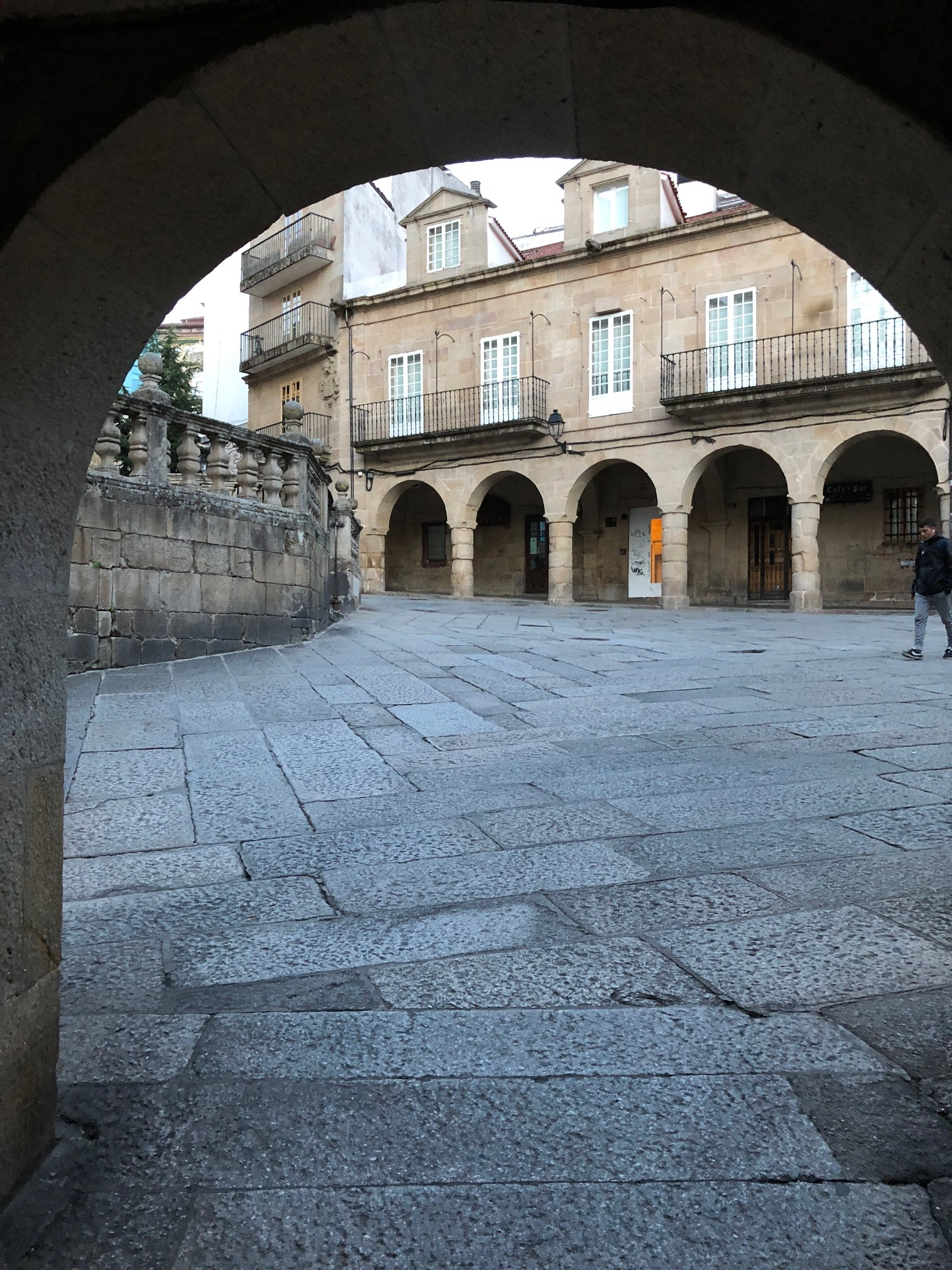 Walk to the Cathedral