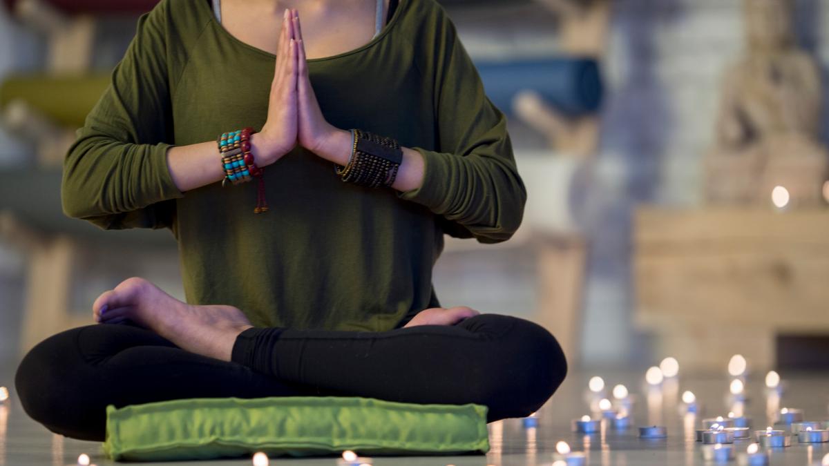 Meditation Cushion (Click through)