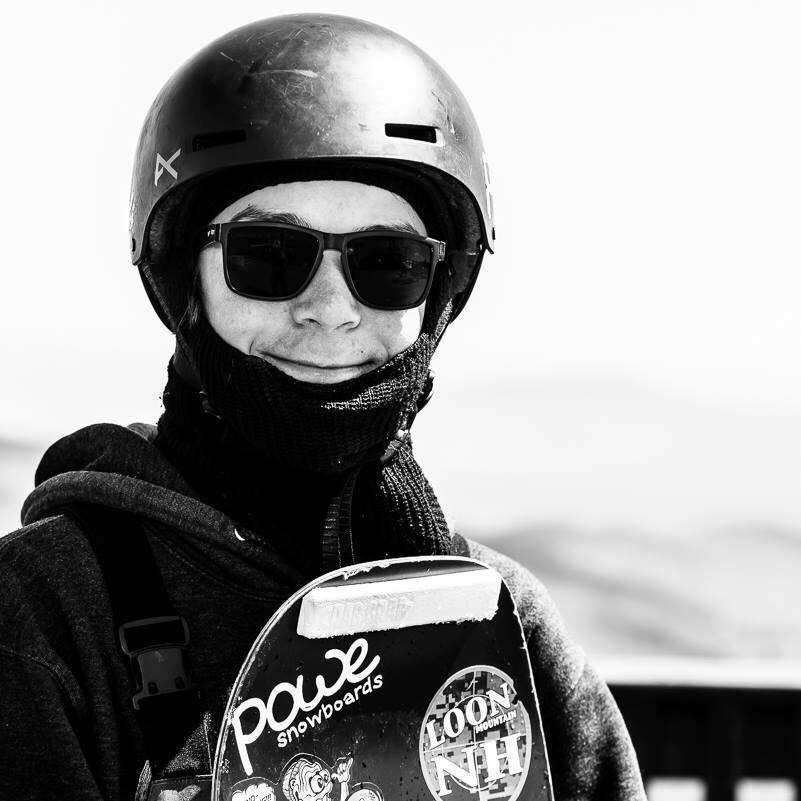 Billy Trautner - Powe. Snowboards - Burlington, VT