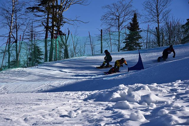 Pictures from last weekend's race in Sugarloaf, ME. #doneksnowboards #vtpb #vermontpeanutbutter