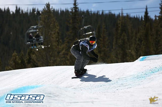 So many thanks to give out this year! Thanks to my sponsors for getting me to USASA nationals this year. Thanks to Gould Academy @ridegould for providing coaches for me. This year I got the fastest time trial in boarder cross, something that is very big achievement for me. Big thanks to @doneksnowboards for the support and @vtpeanutbutterco for sending me peanut butter to share with my friends and teammates. Also a big thanks to my girlfriend for hiking to all my competitions ON CRUTCHES! #fuelforanything #vtpeanutbutter #vermontpeanutbutter #donek #doneksnowboards
