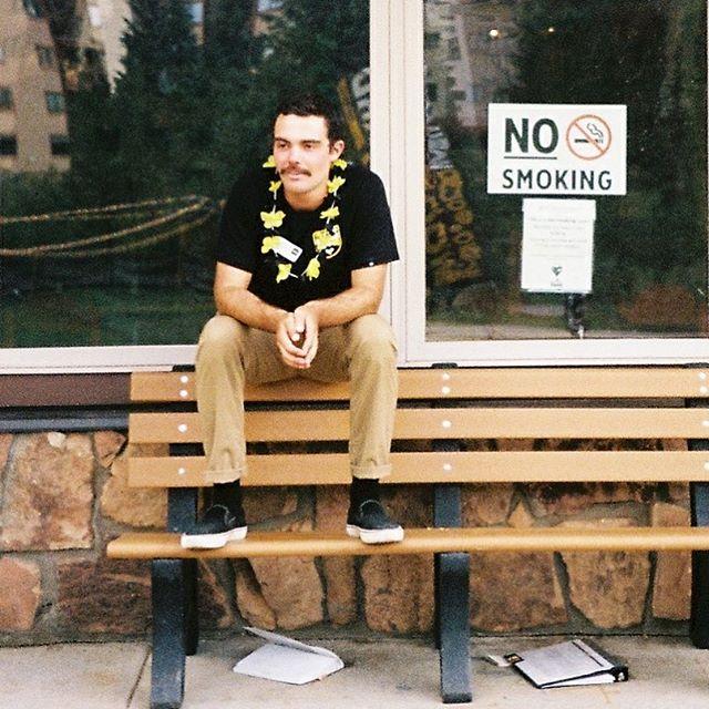 No smoking during a fire ban 📷 @firekoch