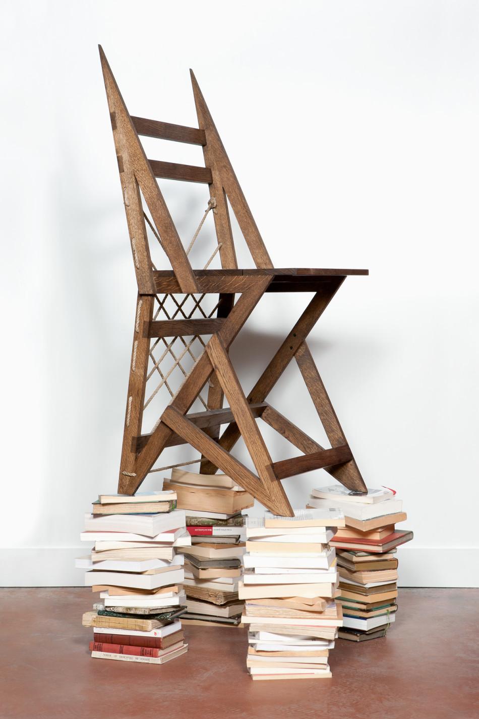 la chaise musicale - de Boris Vian