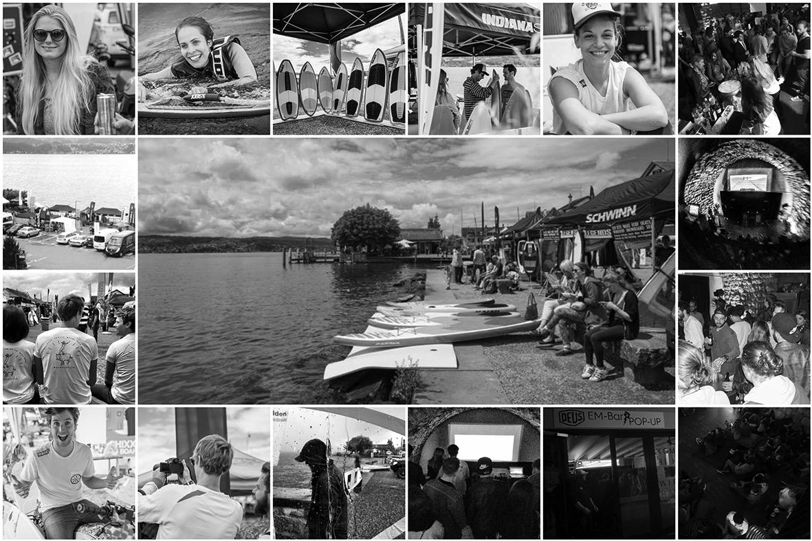 Surfzürich - Surfmesse und Afterparty Juni 2016