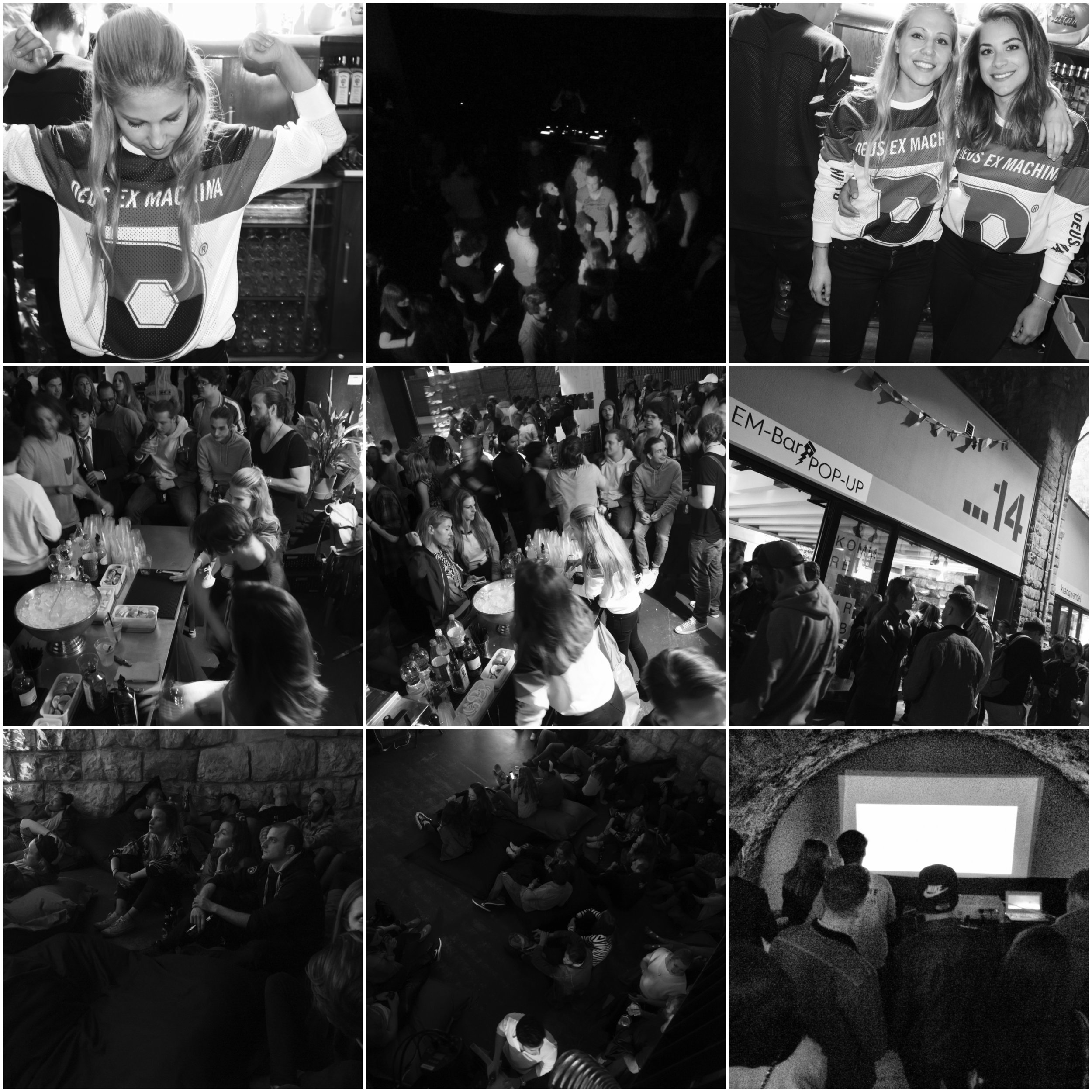 """Surfzürich @ Bogen 14 - Deus Ex Machina """"South to Sian"""" Premiere Juni 2016"""