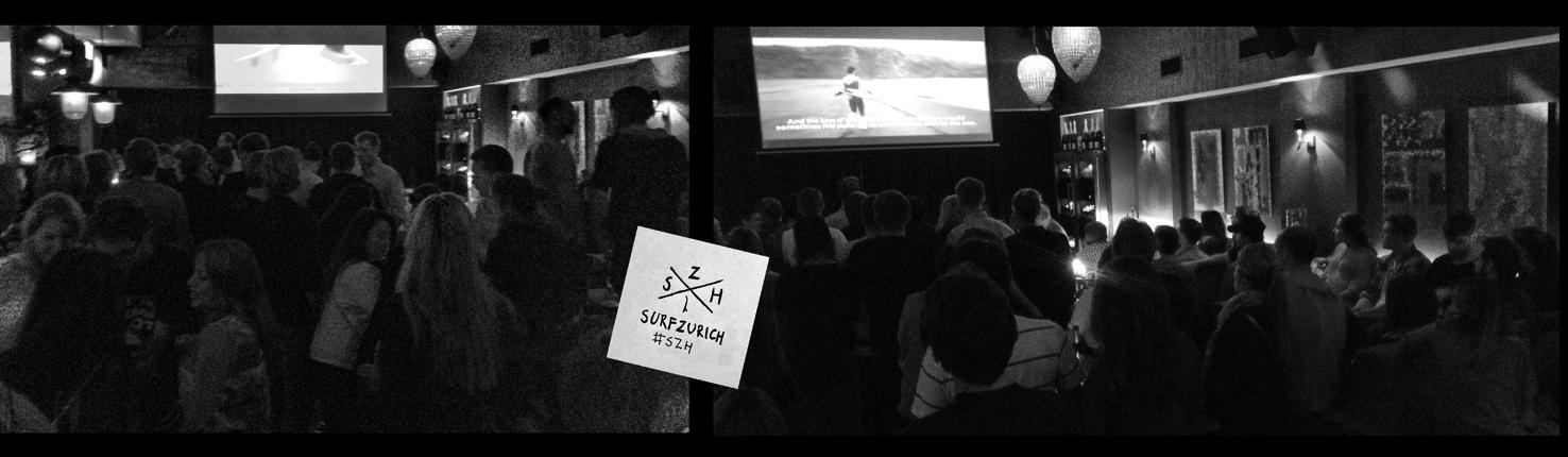 """Surfzürich @ Gainsbourg - """"Endless Ocean"""" Premiere November 2014"""