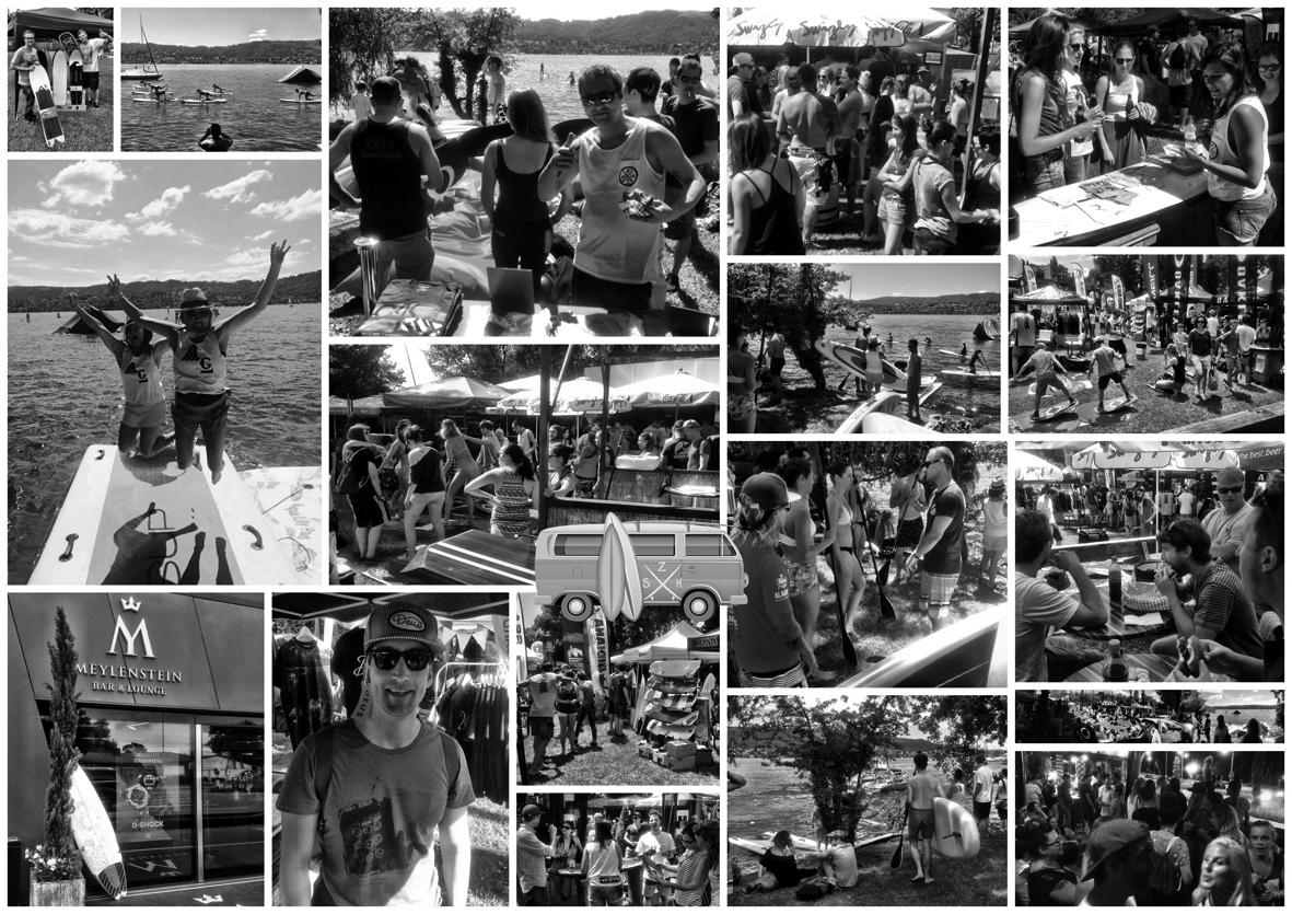 Surfzürich - Surfmesse und Afterparty Juni 2015
