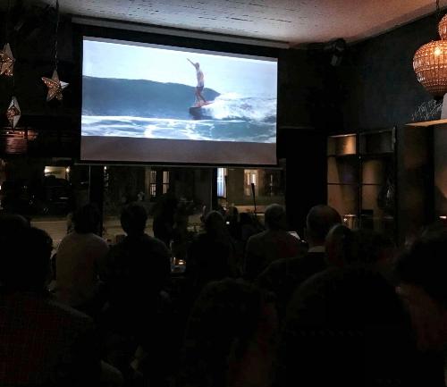 Paddle & Film | Blackboy Oktober 2017