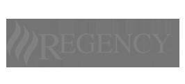 Regency Fireplace Products Logo