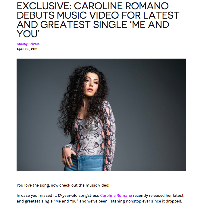 """TigerBeat - """"Me and You"""" Video Premiere"""