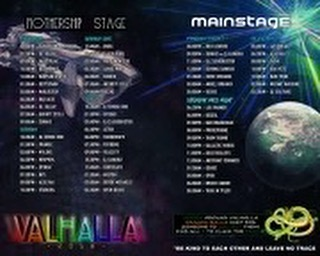 Next up #Valhalla #music #festival  catch us mainstage 11-12 with #banging #basshouse