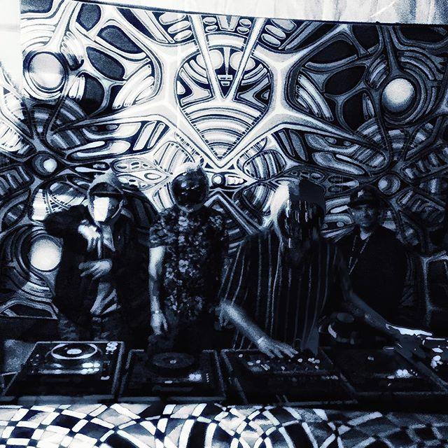 #mobbin the @galactichobos set at #Valhalla #music #festival #2018  #funk #bass #breaks #massive #chunes #killinit #wicked #set