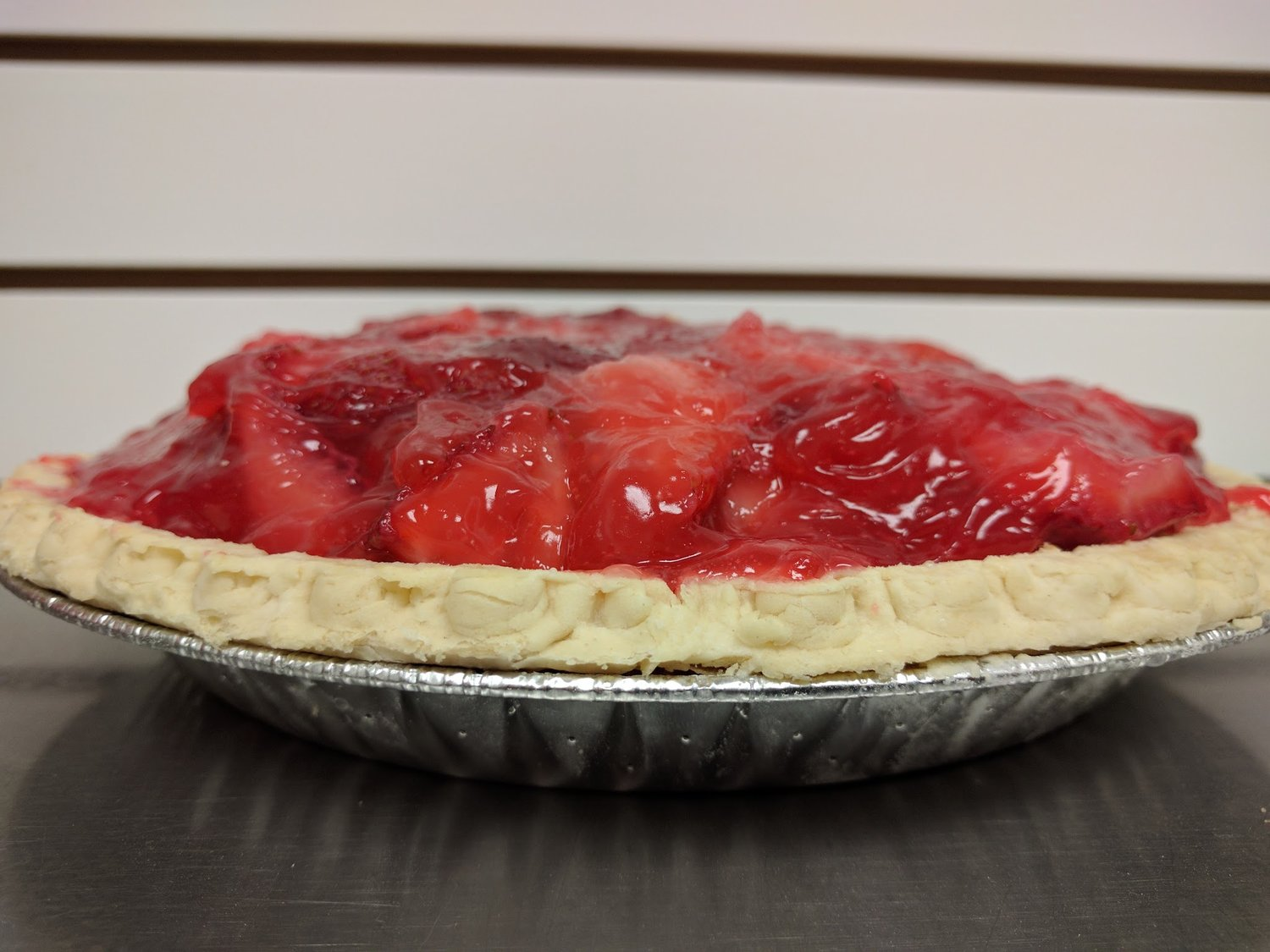 Strawberry Pie (early summer)