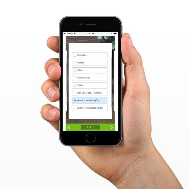 Order online. Fast & easy .