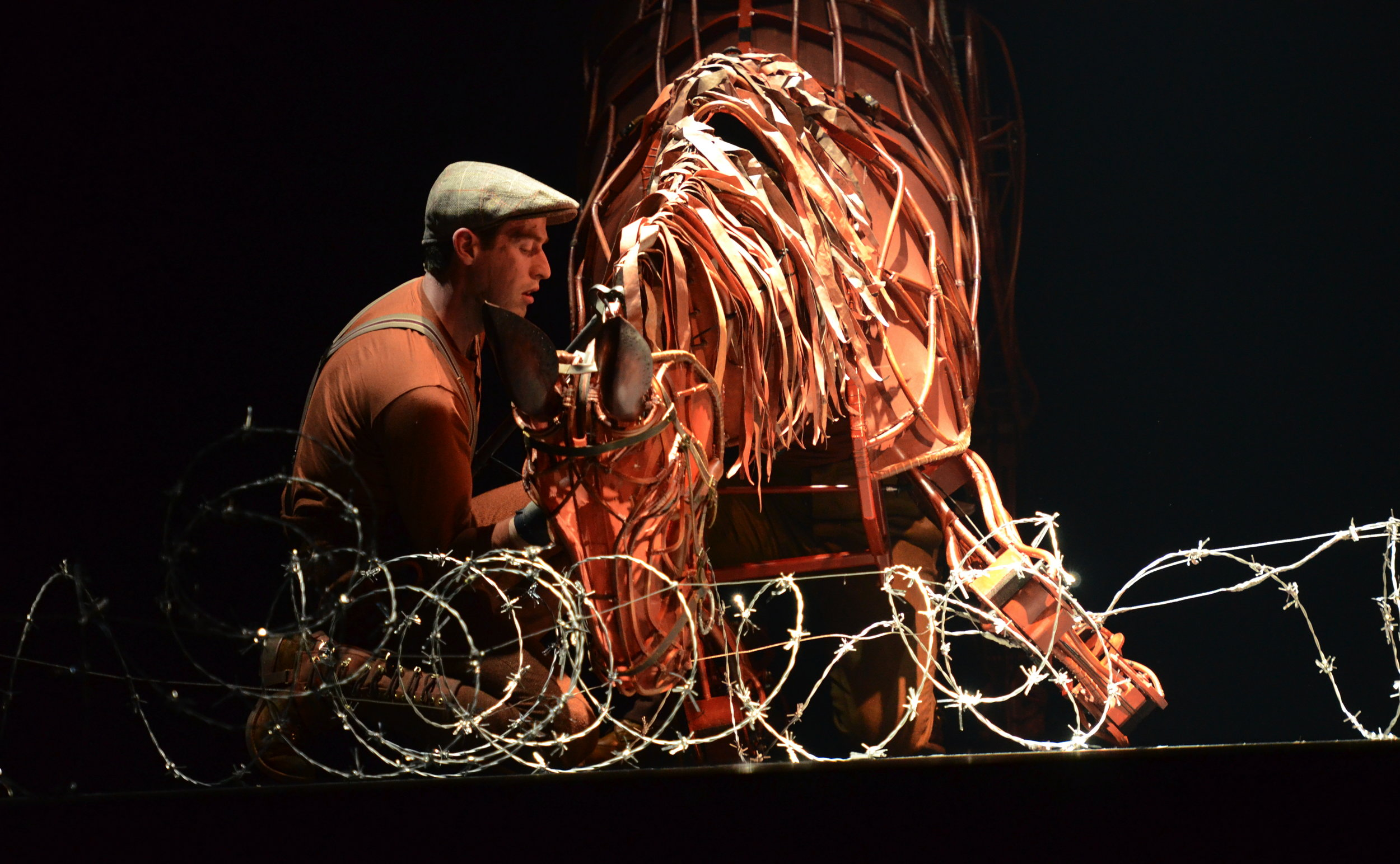 WAR HORSE (1st National Tour)