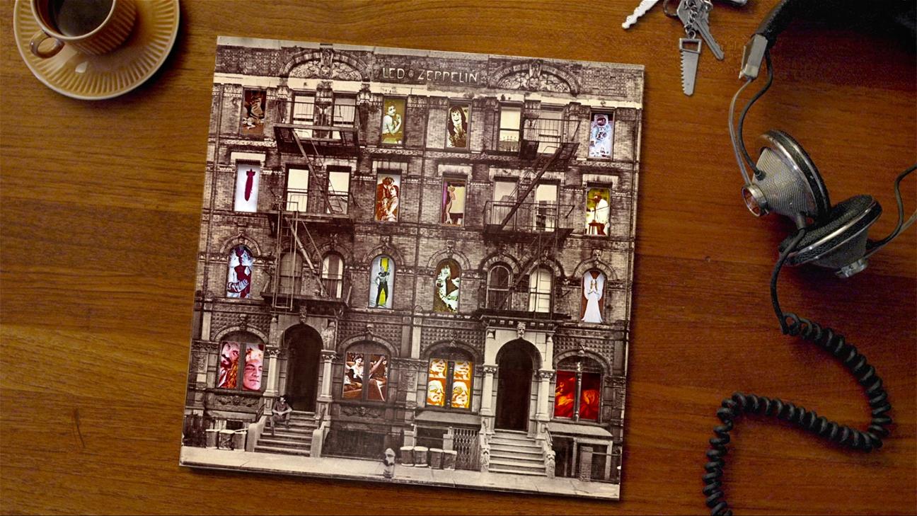 Led Zeppelin - Brandy & Coke (Trampled Under Foot)