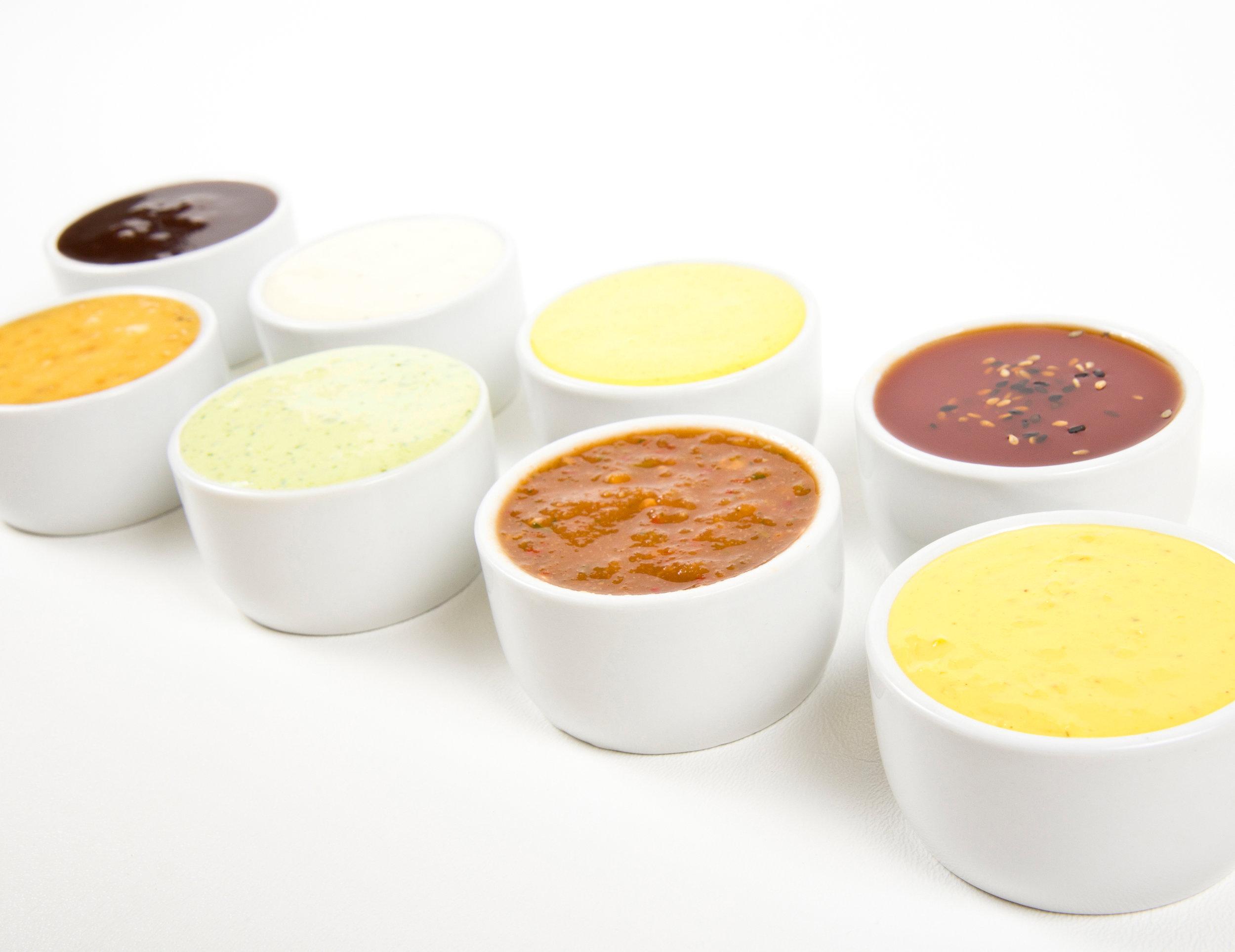 Signature Sauces