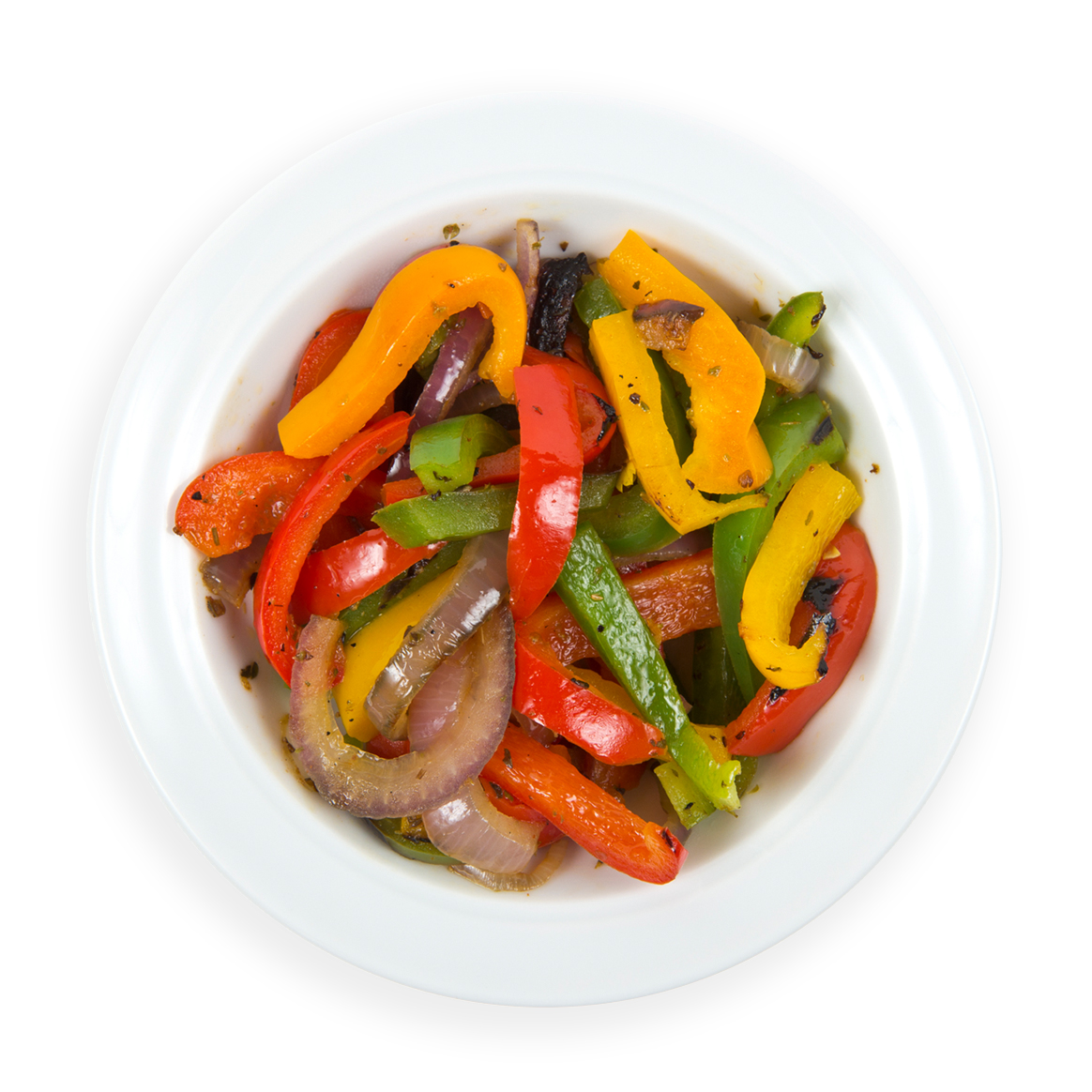Flame Grilled Veggies