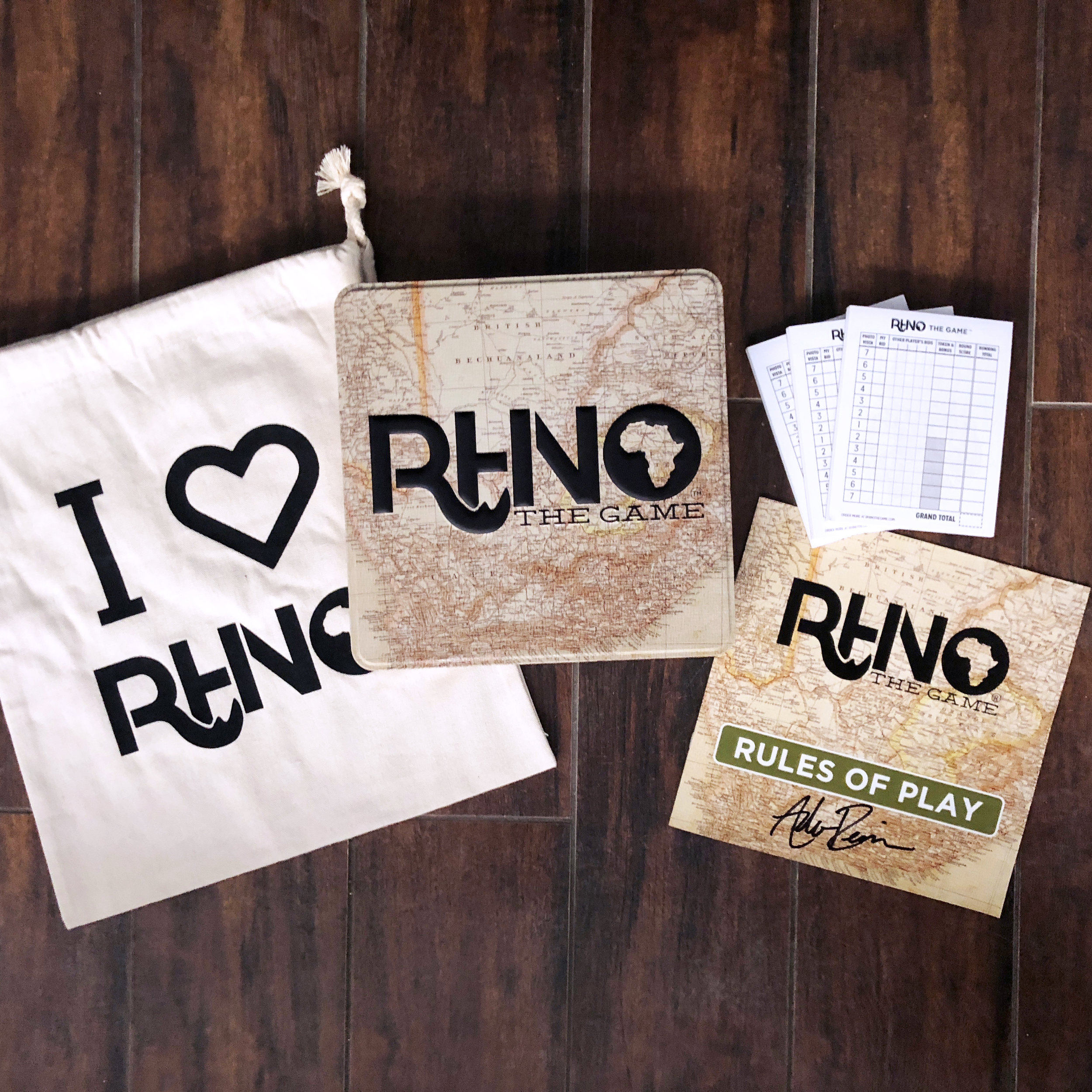 Rhino The Game® Platinum Edition