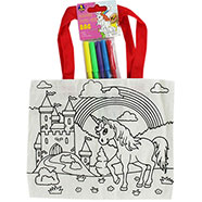 - The Works, Colour Your Own Everyday Bag, £1