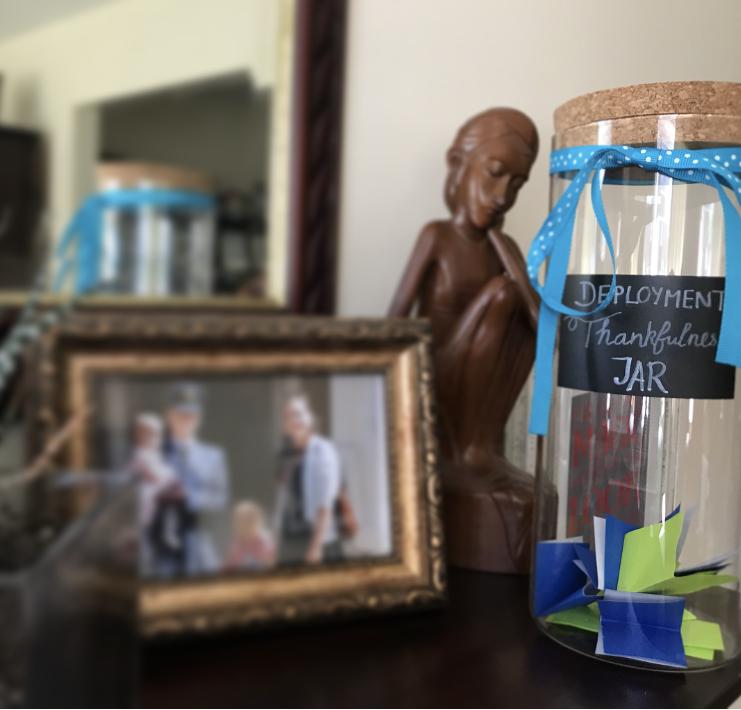 DEPLOYMENT THANKFULNESS JAR
