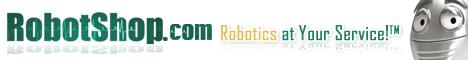RobotShop Canada 18005 Lapointe, Building #305 Mirabel, Quebec, Canada J7J 0G2 Toll-free (within North America):  1-866-627-3178  Fax:  450-420-1447   support@robotshop.com    www.robotshop.ca