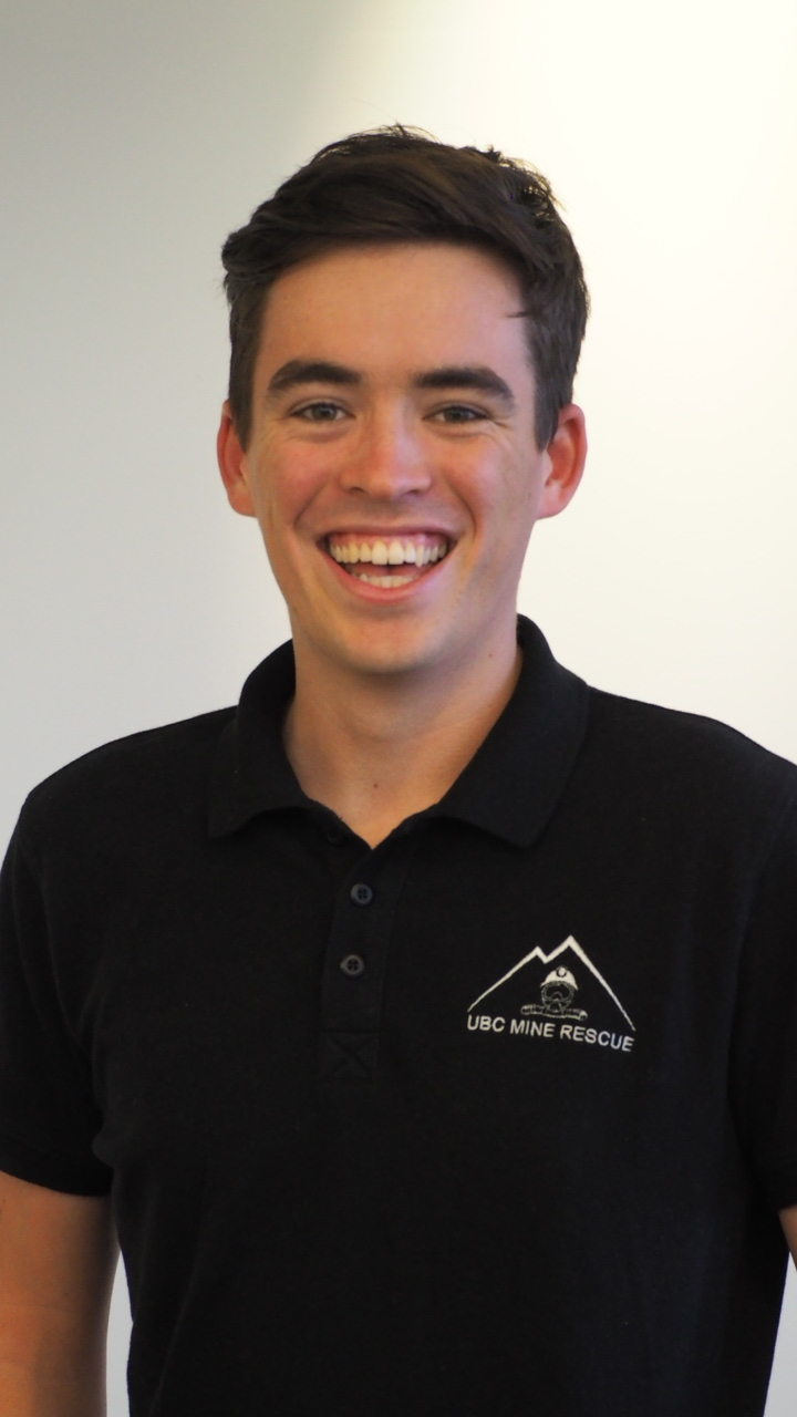 Vice Captain      Evan Robson     Linkedin   I want to be able to improve my first aid and emergency skills and learn practical skills that one day might be able to help people in need. Beyond that I want to learn skills that will hopefully one day have a positive affect on my career as well as be involved with a group of like minded people on campus. Finally I'm a competitive individual and enjoy competing in competitive environments and this team gives me the opportunity to compete in something related to my future career.