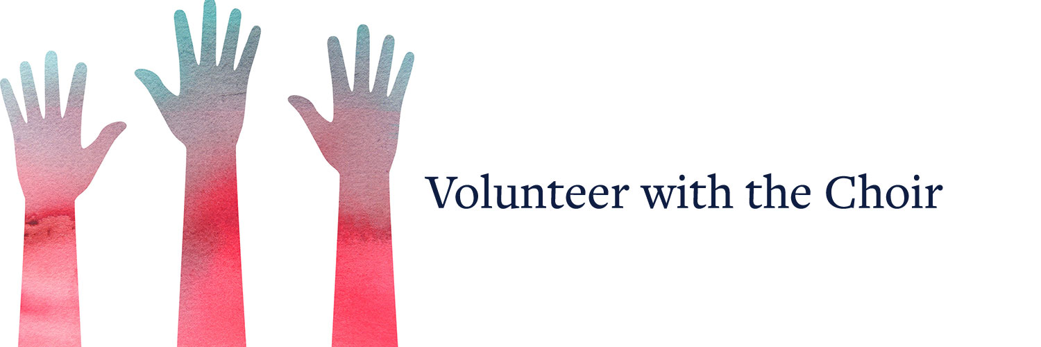 Volunteer with the National Lutheran Choir