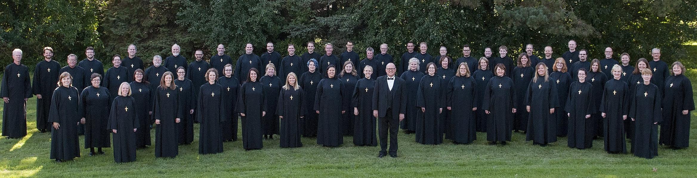 National Lutheran Choir Events