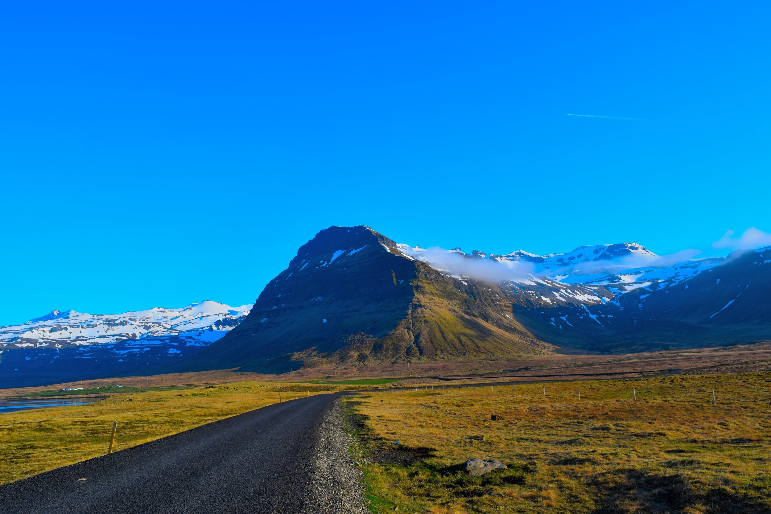 Sometimes you have to stop and catch greatness in Iceland.
