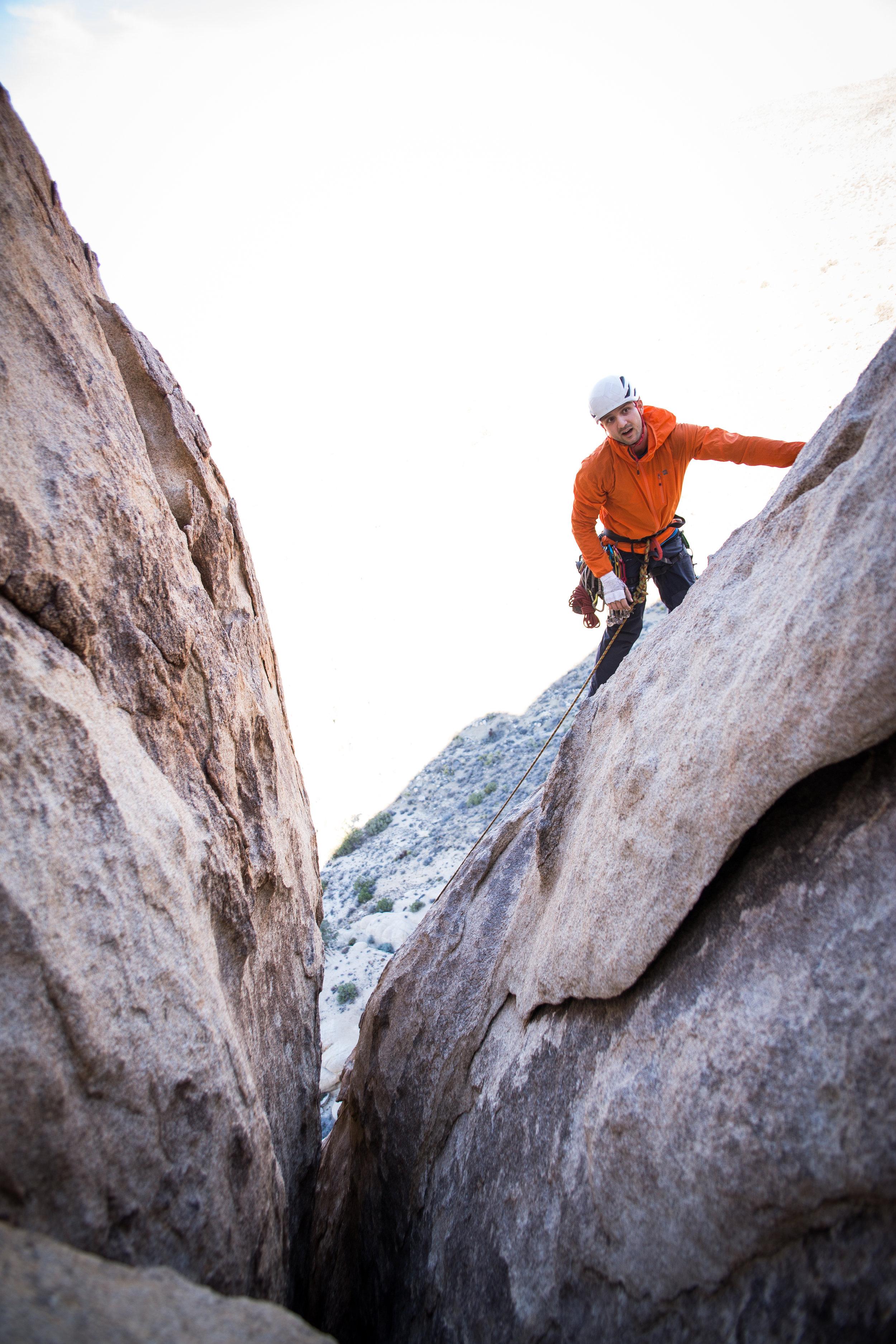 Copy of Rock Climbers