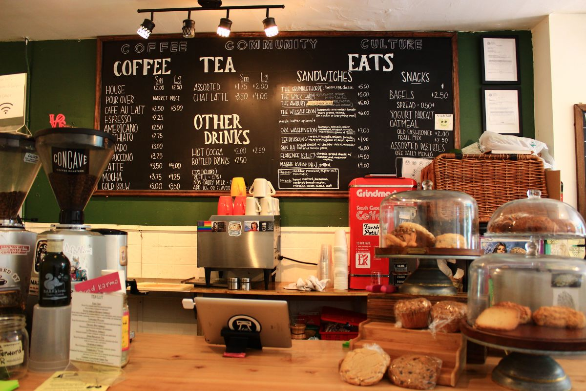 Germantown Espresso Bar: A coffee bar for the people.