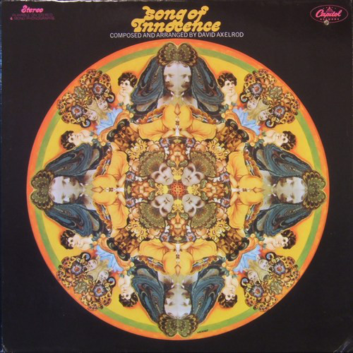 Vinyl Pairing: David Axelrod - Song of Innocence (1968) - David Axelrod produced insanely good instrumental music in the 60's and 70's and is one of the most sampled artists in hip-hop. His debut, recorded with the Wrecking Crew, is great for inspiration and the cover fits the style of Heavy Thinker.Further Listening: Live at Royal Festival Hall (2008); Dorothy Ashby - Afro-Harping (1968)