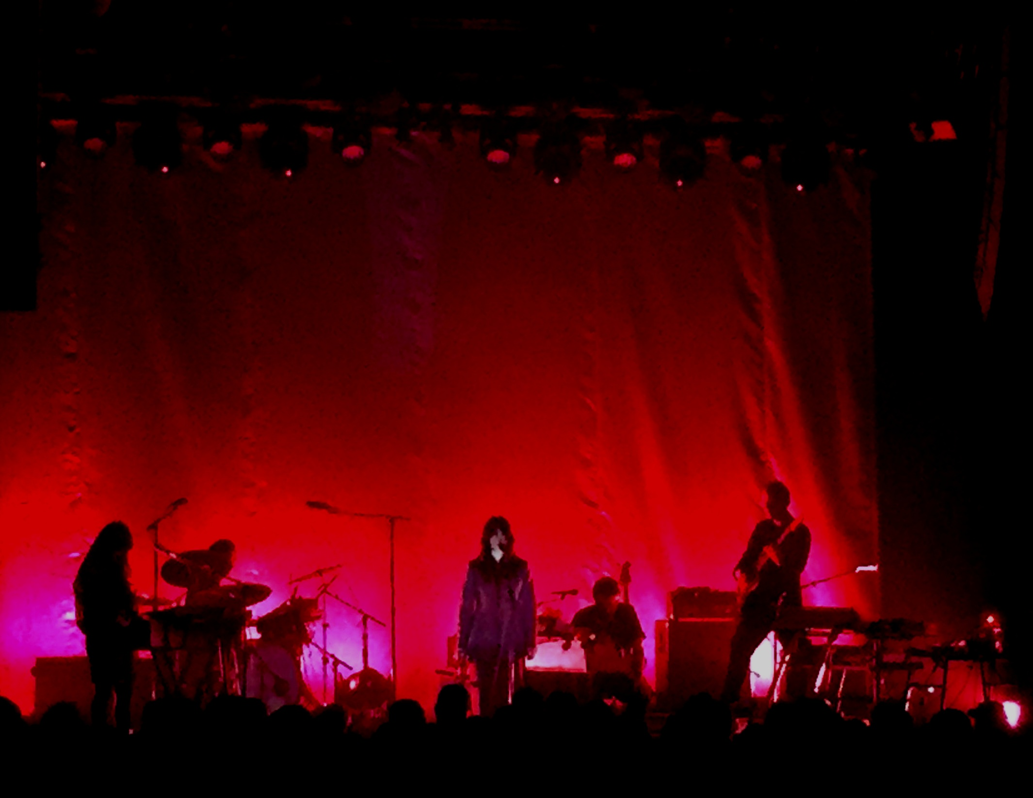 Sharon Van Etten puts on a powerful show for Union Transfer - February 7, 2019.