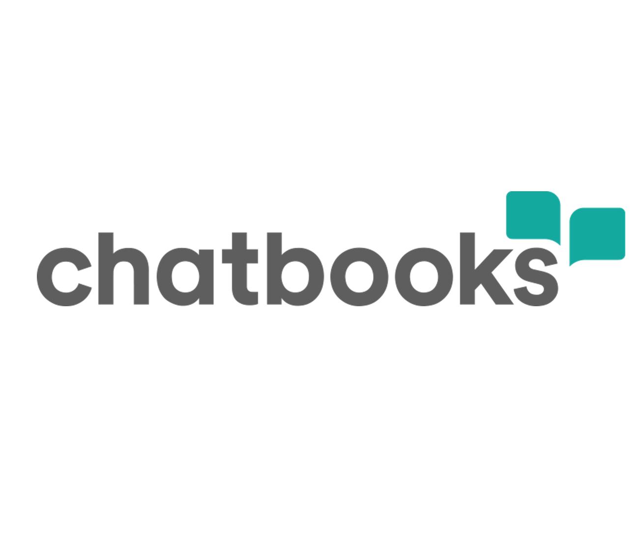 Chatbooks logo