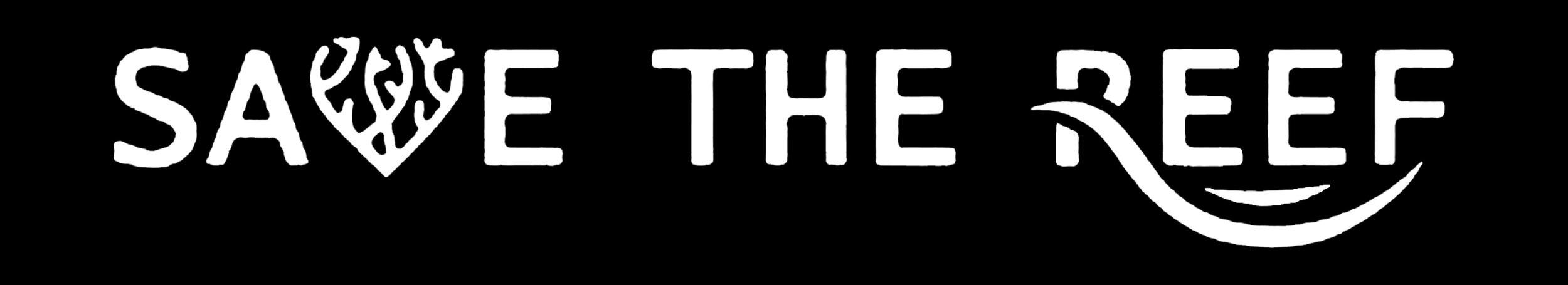 SAVE THE REEF LOGO