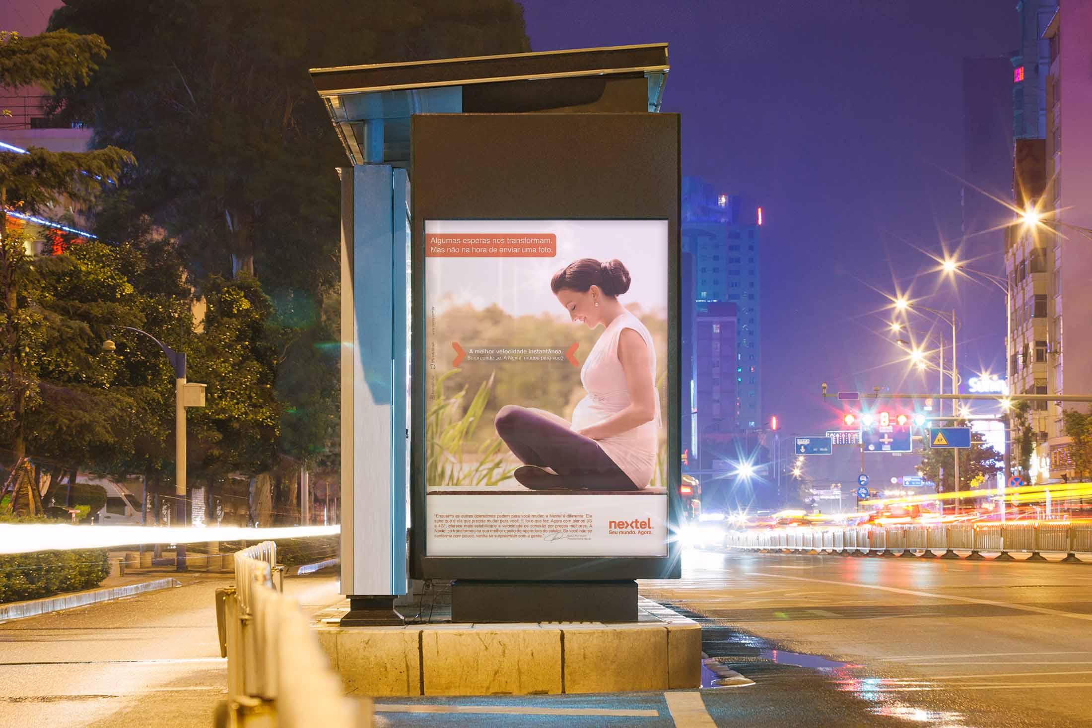 Bus Stop mockup by Freepik.