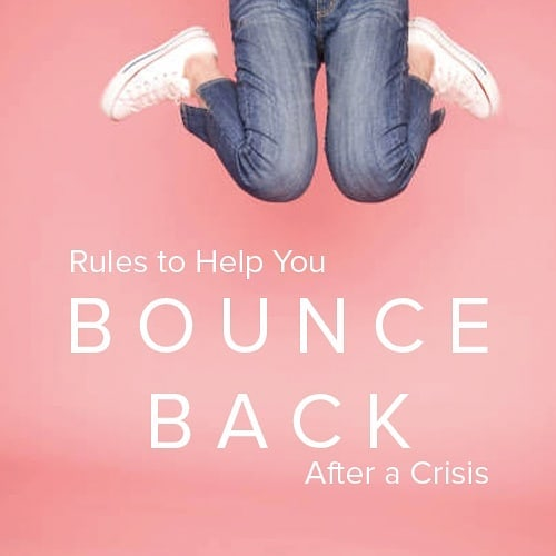 This week's blog post....the BOUNCE BACK rules for managing crisis response..link in bio #pr101 #crisis #crisismanagement #publicrelations