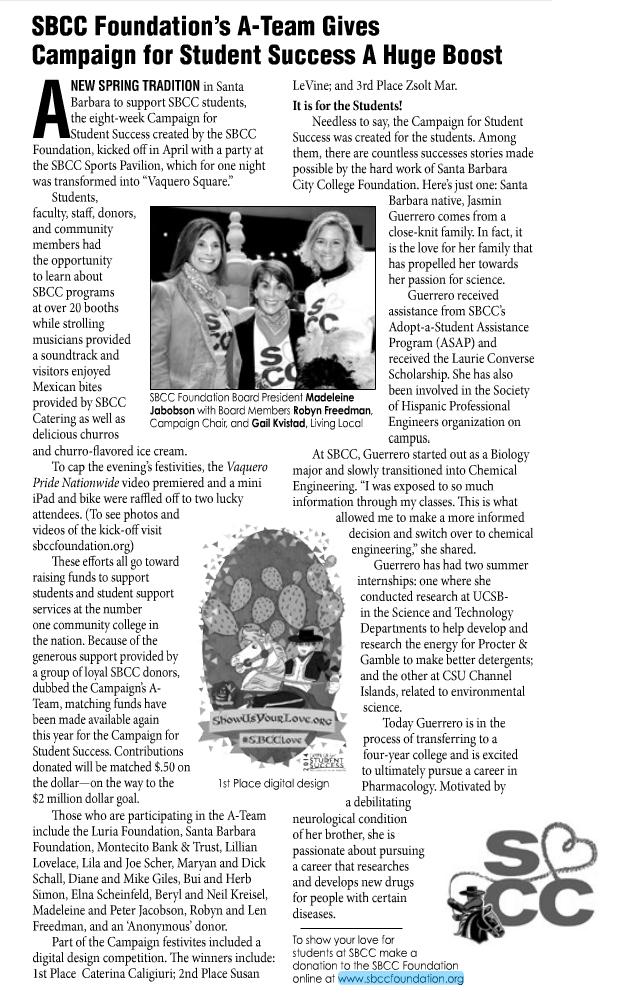 05/02/14 - CASA Magazine