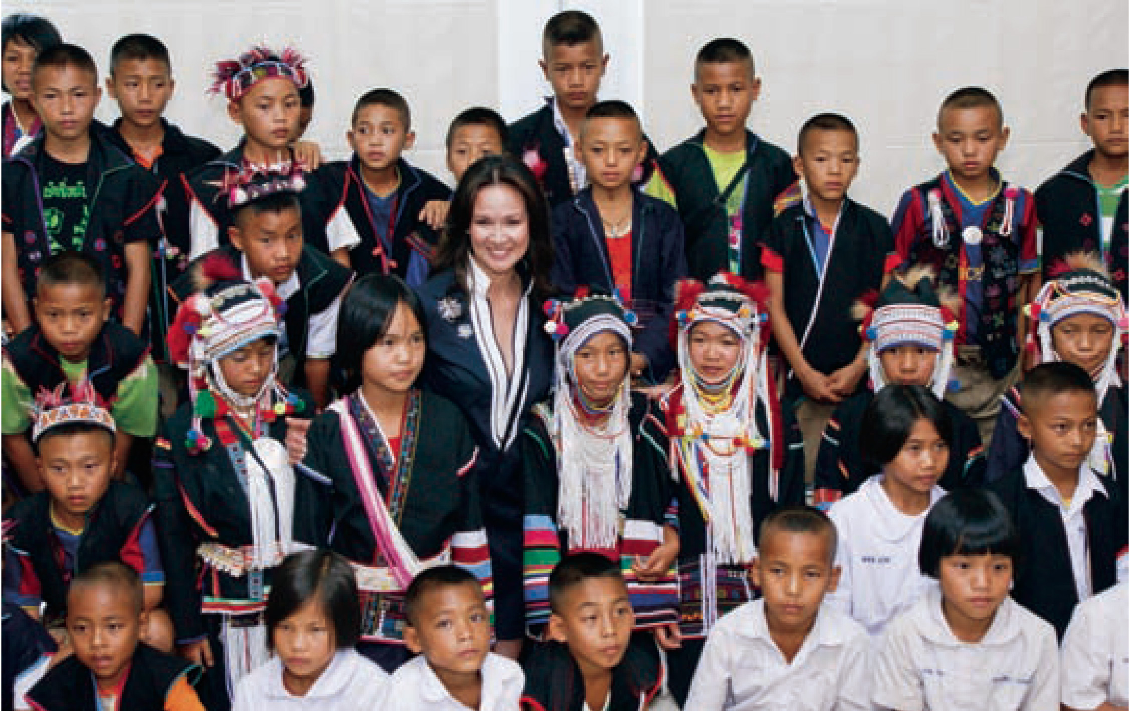 08/30/10 - Angels Wings Foundation Returns to 87th Thai Border Police's School in Chiang Rai