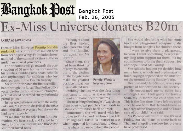 2/26/05 - Bangkok Post