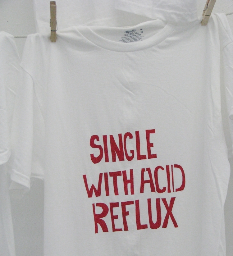 Failed T-shirt Designs for Today's Modern Woman, 2011. Image courtesy of jenniferltowner.com