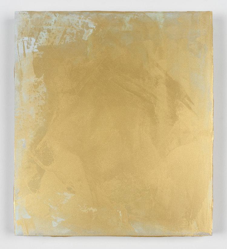 Suthep,    8.25 x 7.5 x .75 inches, acrylic on acrylic panel, 2018. Image Courtesy of Debra Ramsay.