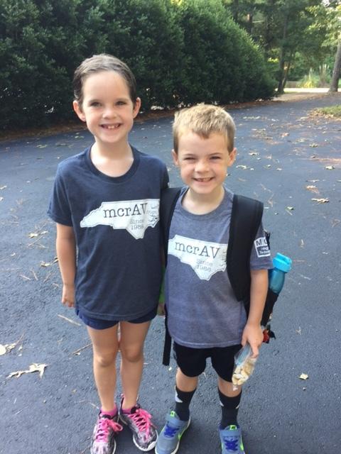 Ava & Sawyer M, Jr. Ambassadors