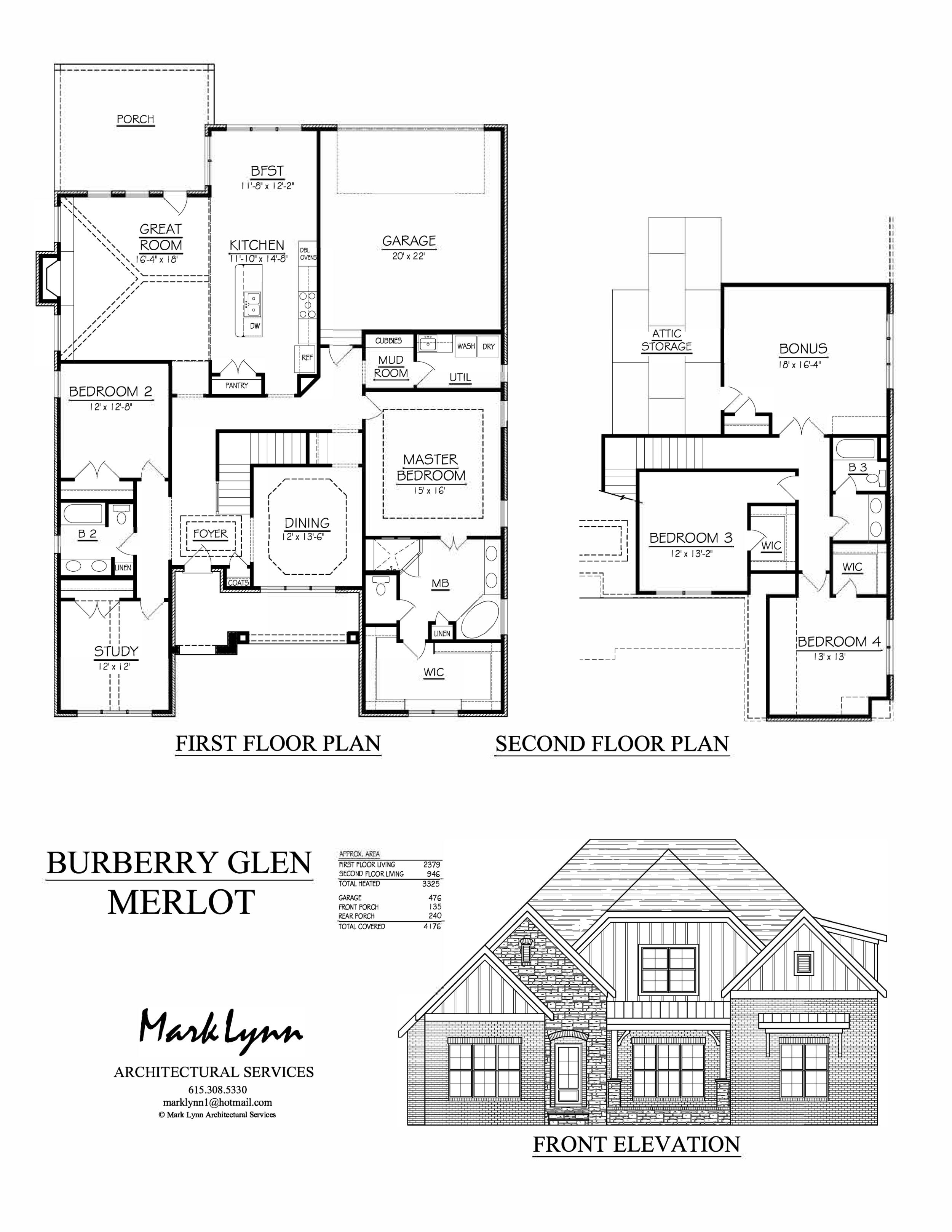Burberry-Merlot