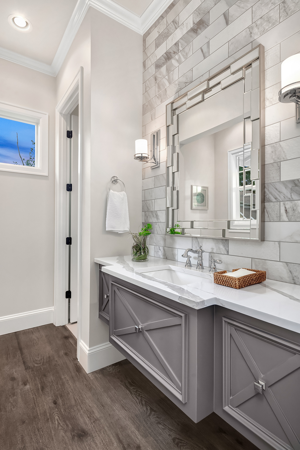 BATHROOMS - -VIEW MORE-